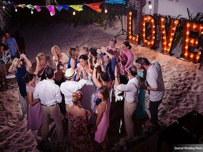 Ceremony Package - Wedding DJs in Tulum